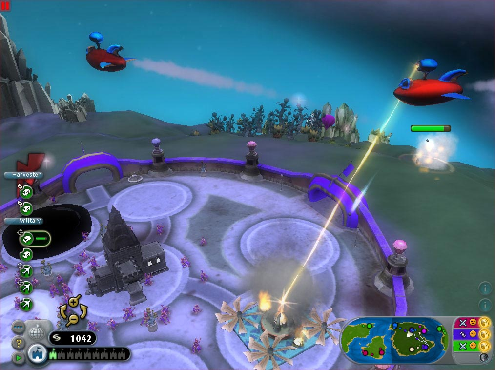 Latest posts for the topic Spore Asymmetry Modification!
