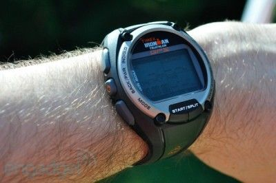 Тест Timex Ironman Run Trainer 20 - versuscom