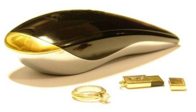 World S Most Expensive Computer Mouse Made Of Gold