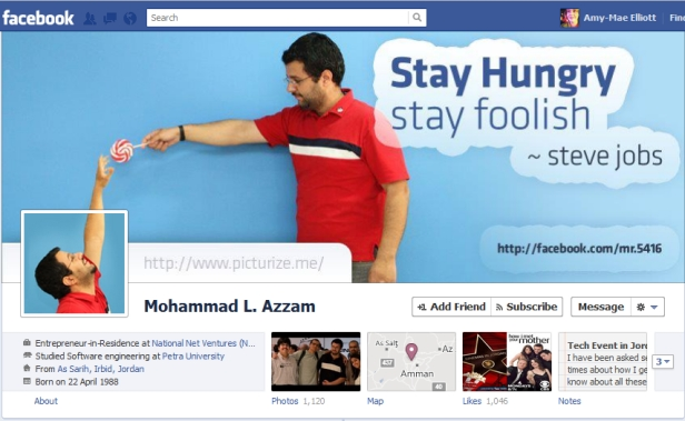 Facebook Timeline Creative Designs  Techglimpse