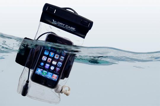 Case Design aqua phone case : Dry case waterproof case for smartphone