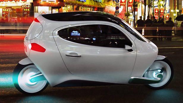 lit motors announces c1 electric vehicle that combines motor cycle and car techglimpse. Black Bedroom Furniture Sets. Home Design Ideas