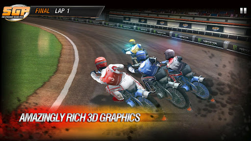 Bike Games For Android FIM Speedway GP comes with an