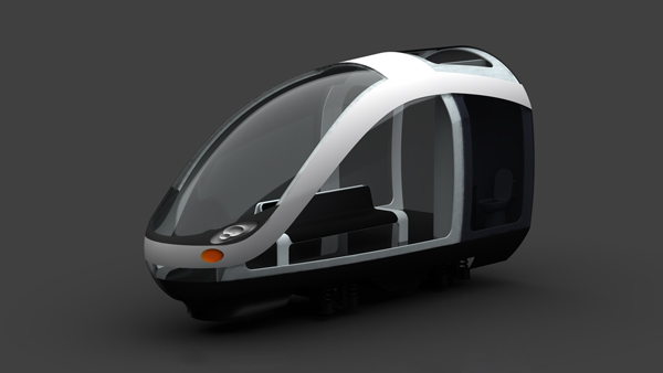 Auto Train Concept design