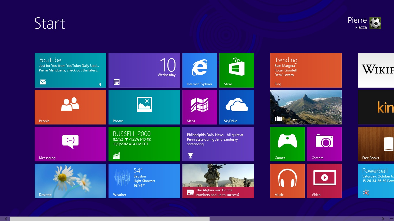 windows 8 is coming soon - first tv commercial