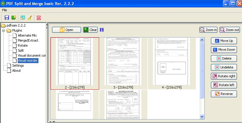 WatFile.com Download Free Split, Reorder, Rotate and Merge PDF files using PDFSam utility