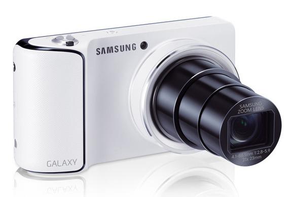 Samsung Galaxy Android Camera