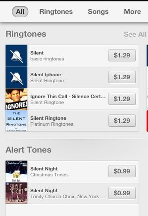 iphone silent ringtone how to silence unknown callers in iphone silent ringtones 1439