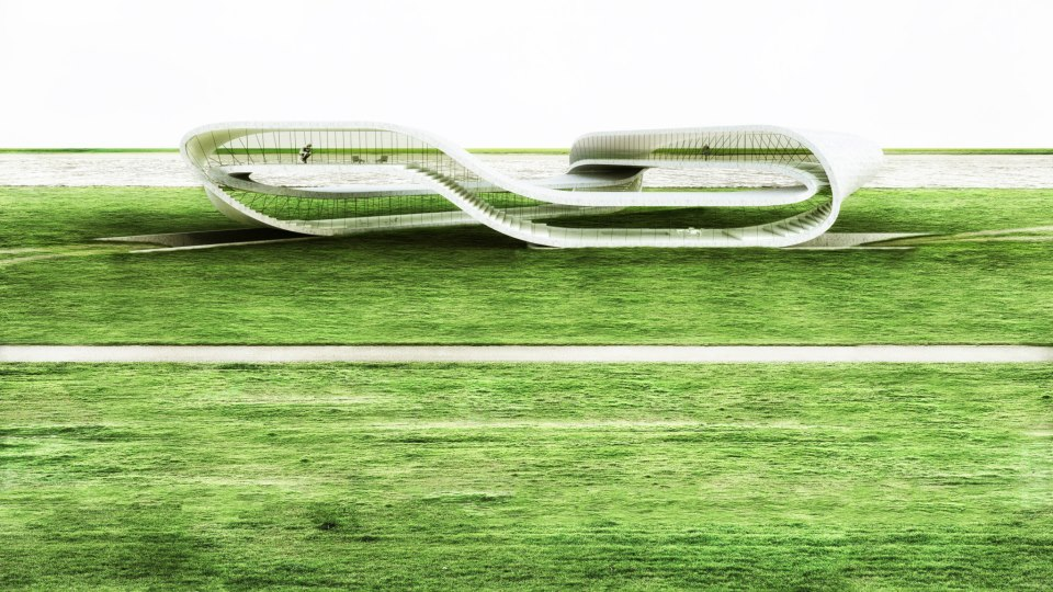 3d Print Landscape house The World's First 3D Printed House To Be Built By Dutch Architects In 2014!