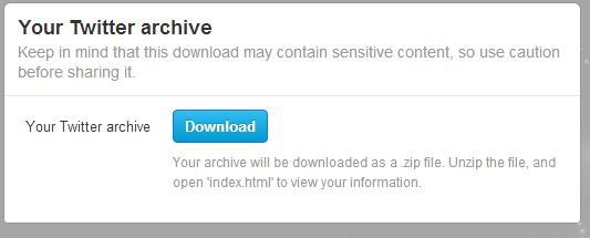 twitter-archive-download