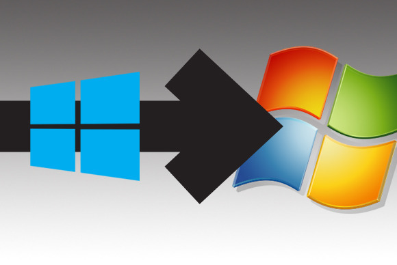 Downgrade to Windows 8 to Windows 7