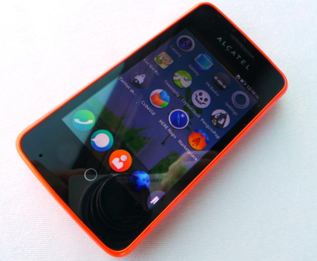 Alcatel announces One Touch Fire, first Firefox OS ...