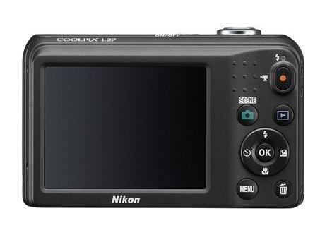 Nikon L27 Camera