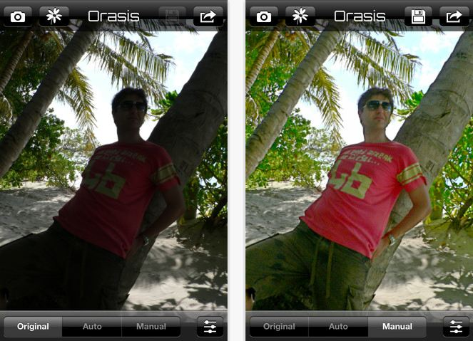 Orasis for iPhone, iPod Touch and iPad