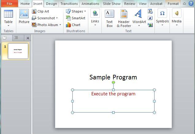 Powerpoint Tricks