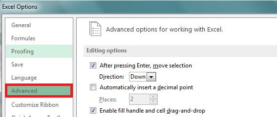 Excel - Enable Multithreading feature