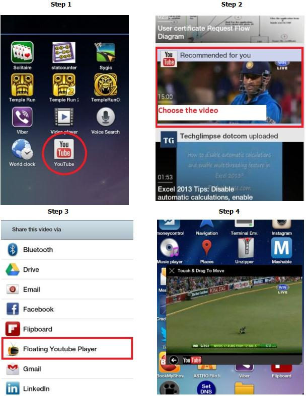 Application Youtube Playlist Télécharger Playlist Youtube: Floating YouTube Popup Video For Android Lets You Perform