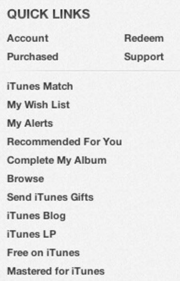 How to redeem an promo code or gift card through iTunes