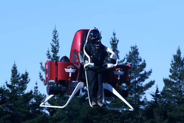 Buy Your Personal Jetpack Flying Machine For 150 000