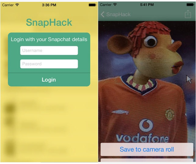 How to save Snapchats videos or pictures? Try SnapHack