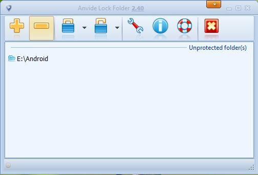 Password Protect Secret Folders Using Anvide Lock Folder For Windows Techglimpse