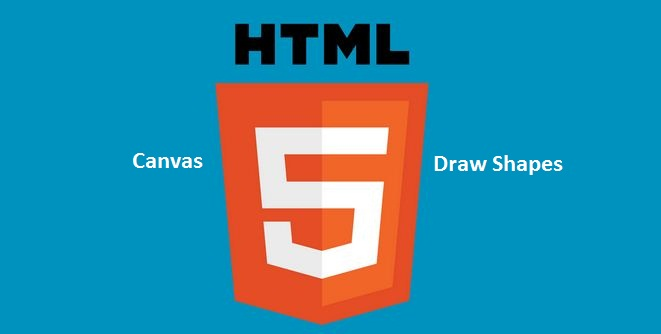 HTML 5 Custom Shapes