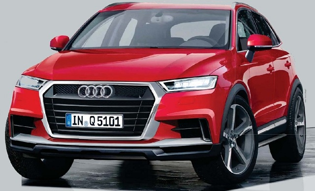 Audi Q5 gets revamped to Audi Q5 2015 with major changes in Interiors ...