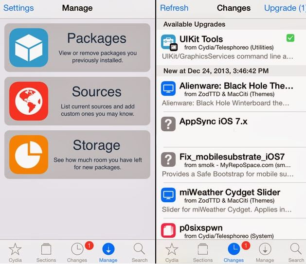 How To Install Appsync for iOS 7 on iPhone, iPod Touch or iPad