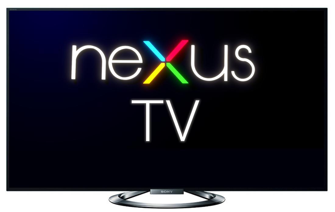 Google Nexus TV in first half of 2014