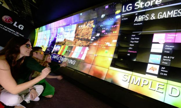 LG Smart TVs to Sport webOS Platform - Simple Connection, Switching