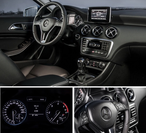 Mercedes Benz A180 CDI. A Class Indeed!