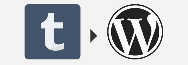 Migration of Tumblr to WordPress