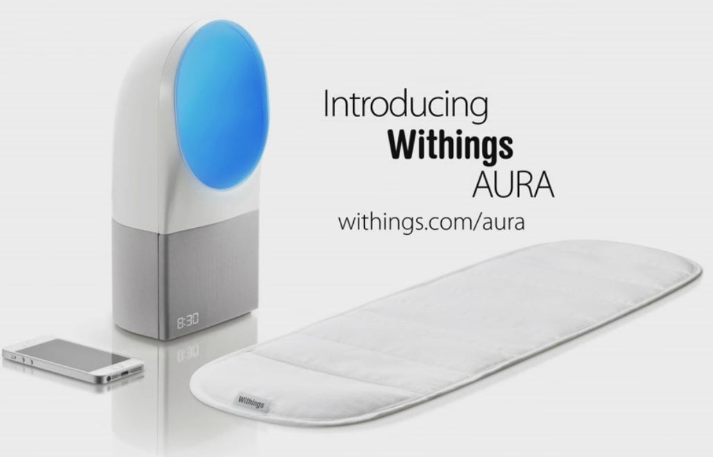 Withings Aura Active Smart Sleep System Improves Your