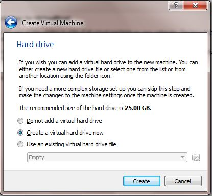 how to install windows 8 on a new hard drive