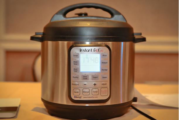 instant pot electric cooker