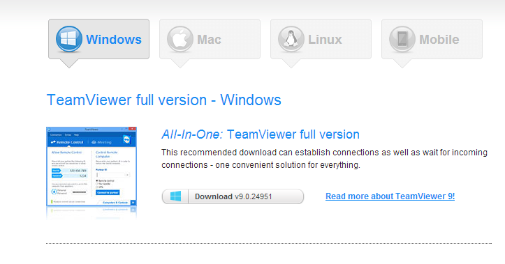 How to access remote Desktops with TeamViewer for Android