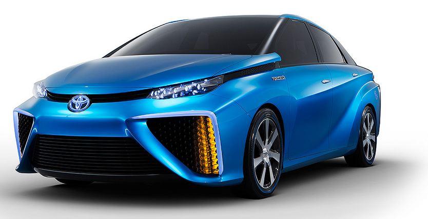 Toyota FCV Car concept
