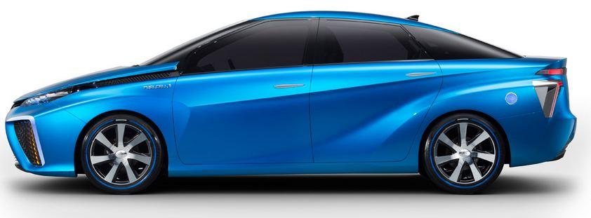Toyota US car