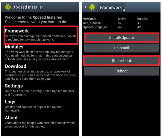 A Complete Guide to Install Xposed Mod Framework on Samsung