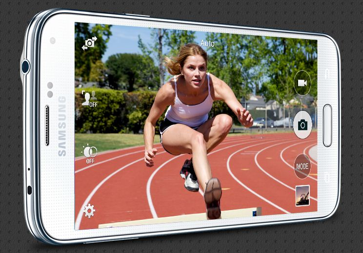 Galaxy S5 specs, features