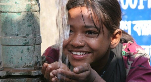 Join hands to fight against World Water crisis! All you ...