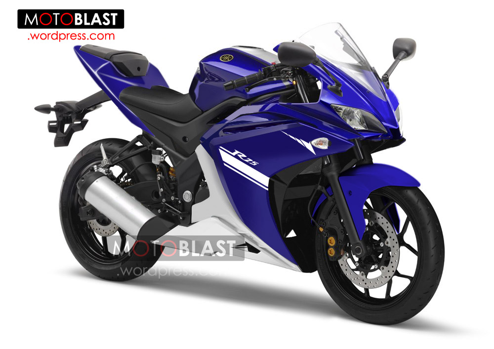 The Looks of Yamaha R25 - International Launch details - Techglimpse