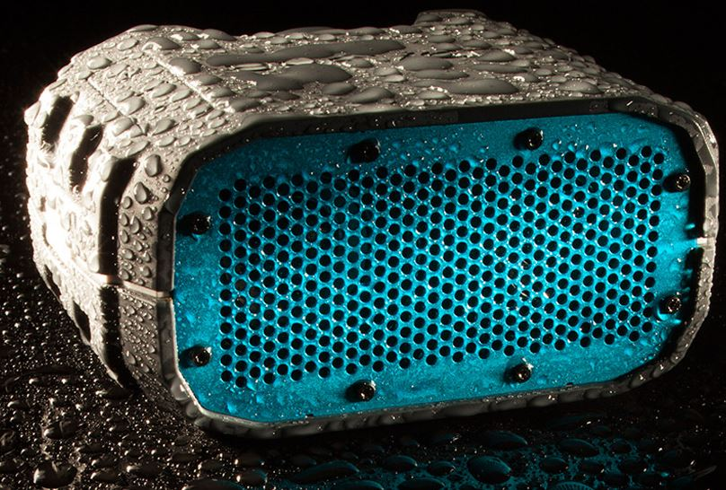 waterproof speakers for underwater music