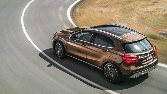Mercedes Benz Finally Play Catch Up With Audi Amp Bmw In India A Look At Gla Class Techglimpse