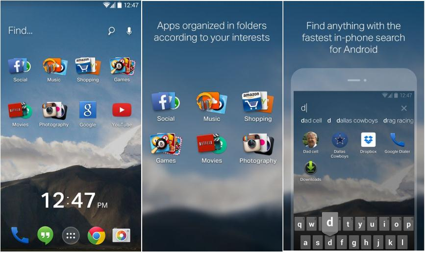 It just takes 2 Mins to Create a Perfect Android Home Screen
