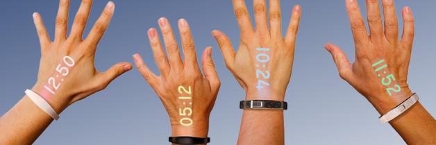 Ahora los relojes inteligentes proyectan nuestras notificaciones