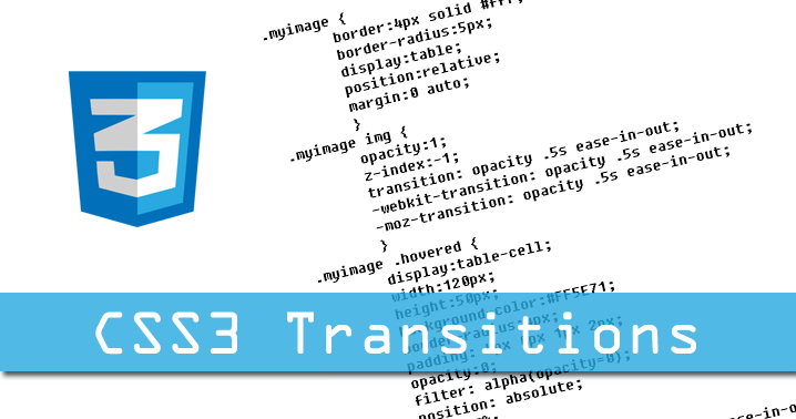 CSS3 transitions demos