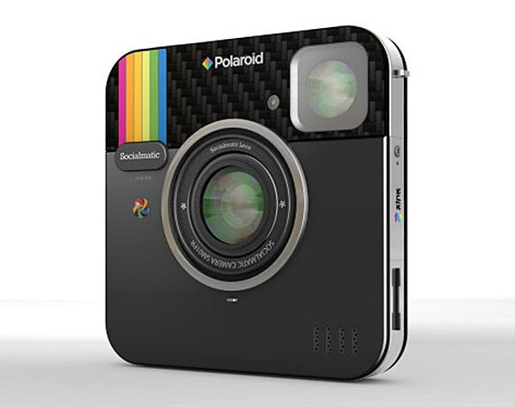 The all new Polaroid Socialmatic Camera seems promising ...