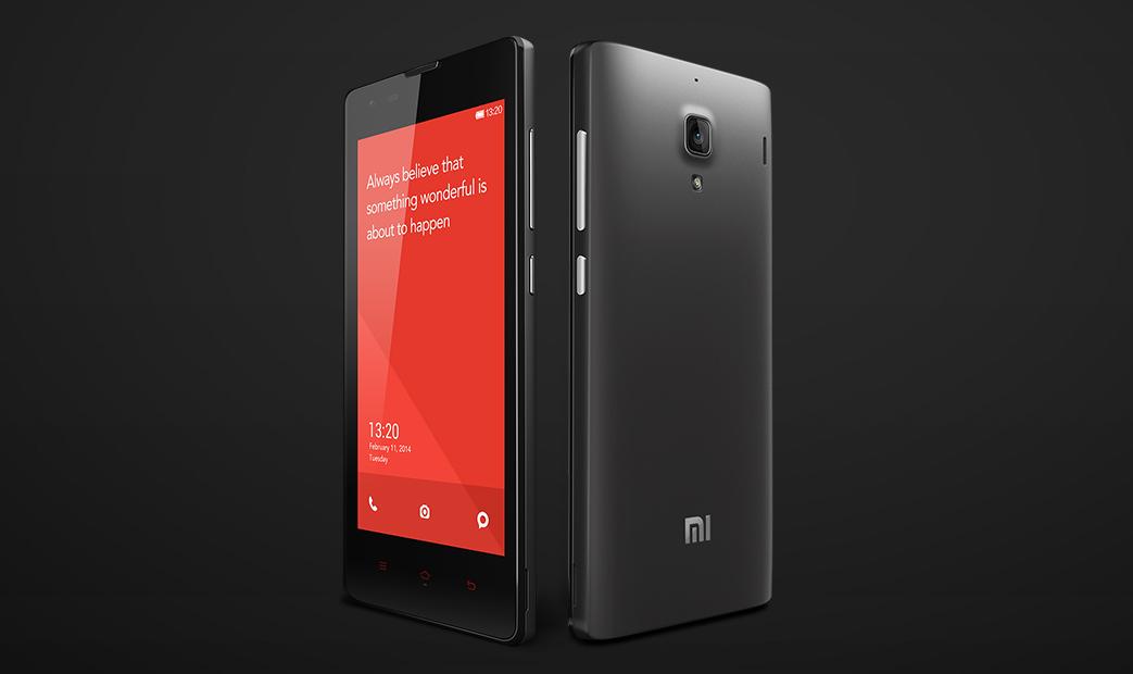 Xiaomi RedMi 1S - It's Back in Black.