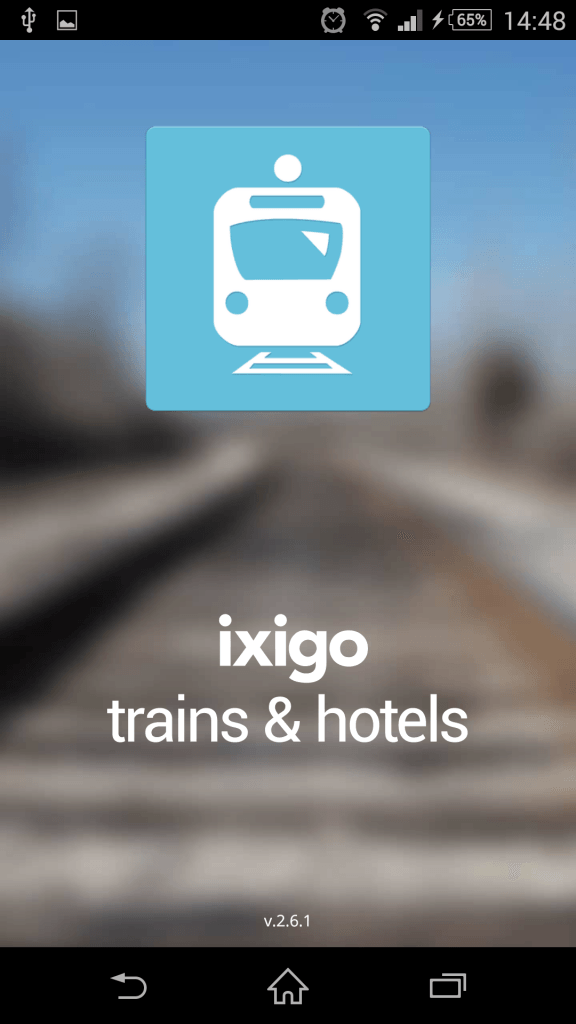 Ixigo Trains & Hotels app: Makes your trips more convenient than you